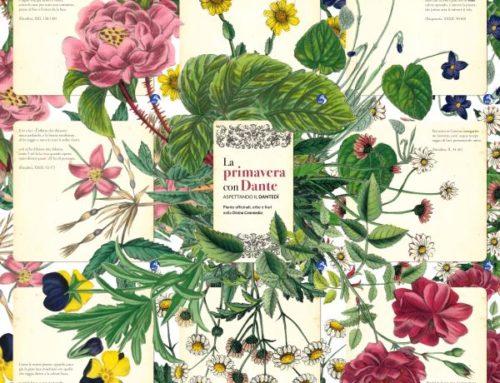 MINISTERO DELLA CULTURA. Omaggio alla primavera e alla poesia con le piante officinali della Divina Commedia.