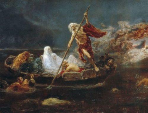 ROMA. L'Inferno di Dante.