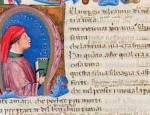 MOIMACCO (Ud). Quella preziosa Commedia trascritta e commentata che lega Dante al Friuli.